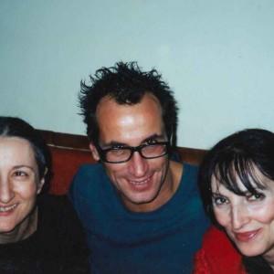 con Anna Laguna e Iride Sauri, Stoccolma