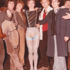 con Rudolf Nureyev, Opera di Roma