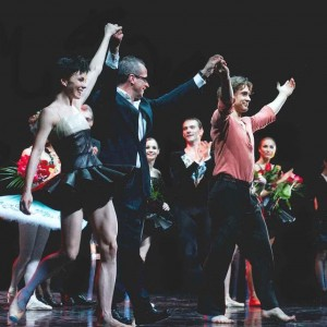applausi,  Bolshoi Ballet